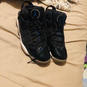 Jordan 6 rings concord